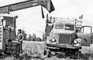 Павловский район Алтайского края, 1974 год.