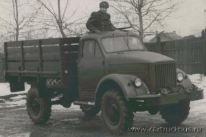 Модификации, оснащенные механической лебедкой, носили индекс ГАЗ-63А.