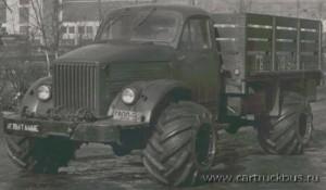 Для работы в условиях полного бездорожья создали прототипы с возможностью установки на их колеса арочных шин.