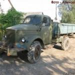 ГАЗ-63 в рабочем состоянии