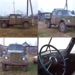 Вот, впервые в жизни увидел ГАЗ 63 с двойной кабиной - пожарный или учебный вариант. Машина находится в посёлке Полдневица, Поназыревского района Костромской области - в общем, глуш глушью )) Самое интересное, что автомобиль ещё на ходу.