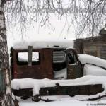 Пожарный ГАЗ 63