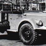 Один из опытных образцов ГАЗ-62