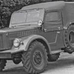 ГАЗ 62 А. 1955 Года