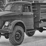 ГАЗ 63 образца 1949 года