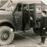 ГАЗ 63 на флоте