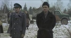 """ГАЗ 63 в фильме """"Восток - Запад"""" 1999"""