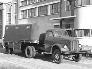 ГАЗ 63П '1958–68
