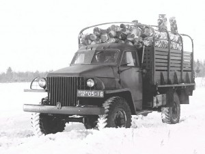ГАЗ 63 Опытный '1944
