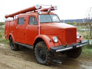 ПМЗ-19 на базе ГАЗ 63