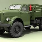 ГАЗ 63 спереди