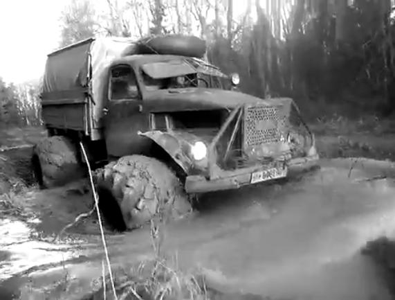 Арочная резина на ГАЗ 63
