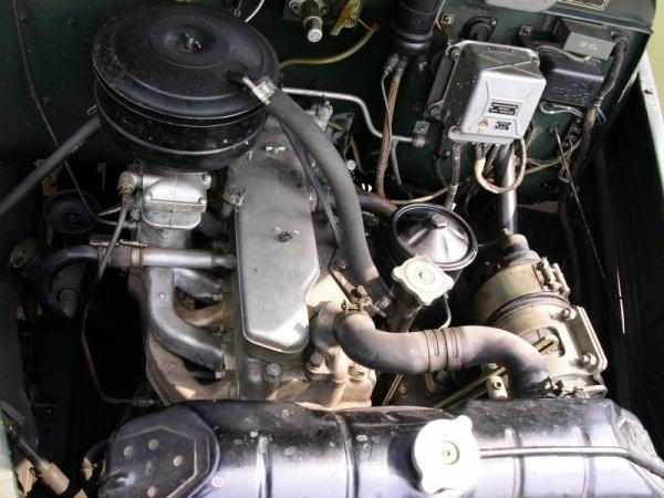 ГАЗ 63 двигатель