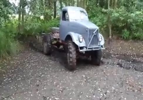 ГАЗ 63, Польша, Балдон