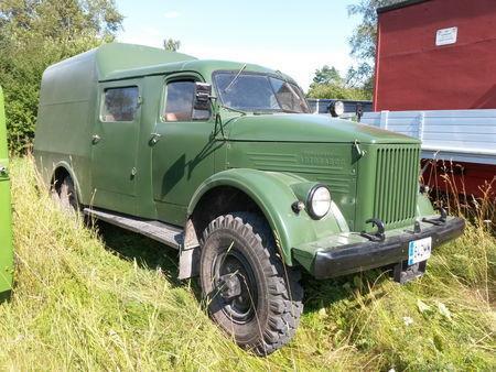 ГАЗ-63 в Эстонии