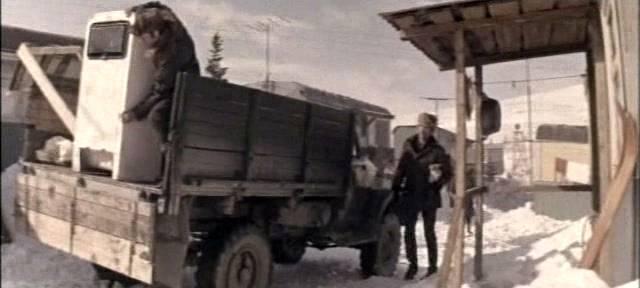 """ГАЗ 63 в фильме """"Если ты мужчина..."""", 1971"""